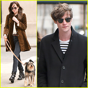 Dakota Johnson & Matthew Hitt Spend Time Together After Split