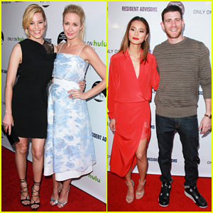 Elizabeth Banks & Anna Camp Support Jamie Chung & 'Resident Advisors' Cast at L.A Premiere!
