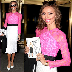 Giuliana Rancic Blames 'Fashion Police' Moment on Editing