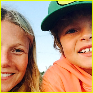 Gwyneth Paltrow Shares Adorable Pic of Son Moses on His 9th Birthday!