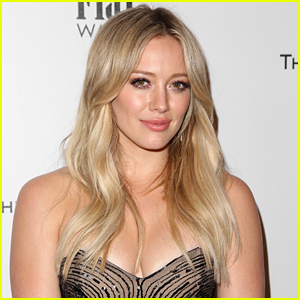 Hilary Duff Has Her First Tinder Date Tonight: I'm Talking to 9 Guys Right Now!