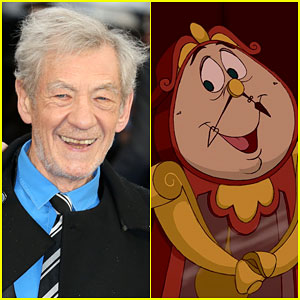 Ian McKellen Cast as Cogsworth in Disney's 'Beauty and the Beast'