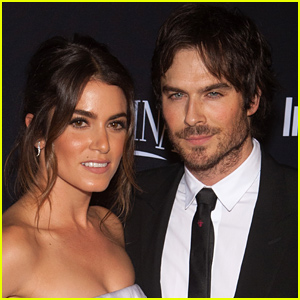 Ian Somerhalder & Nikki Reed Are Married!