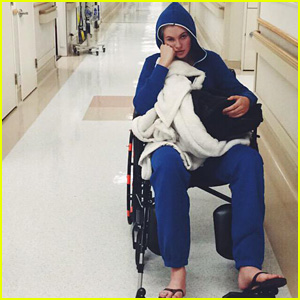 Ireland Baldwin Thanks Fans After Getting Appendix Out