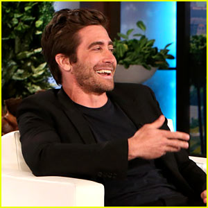 Jake Gyllenhaal Reveals He's Single, Opens Up About Dating | Ellen ...