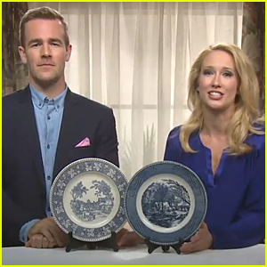 James Van Der Beek & Anna Camp Make Fun of Indiana's Religious Freedom Law in Funny or Die Video - Watch Now!
