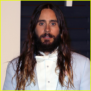Jared Leto Reveals His Joker Look for 'Suicide Squad' - See the Pic Here!