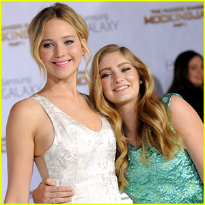 What Does Jennifer Lawrence Think of Willow Shields on 'DWTS'?