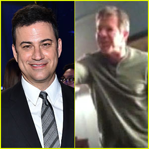 Jimmy Kimmel Addresses the Dennis Quaid Outburst Video