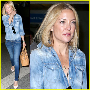 Kate Hudson Shares Words of Wisdom Before Turning 36
