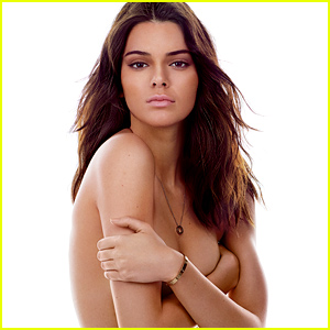 Kendall Jenner Goes Topless For 'GQ'!