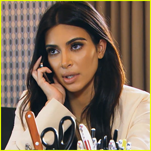 Kim Kardashian Finds Out She May Not Be Able to Have More Kids in 'KUWTK' Clip