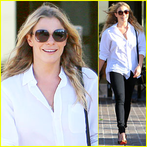 LeAnn Rimes & Eddie Cibrian Might Be Finally Getting Along with Brandi Glanville