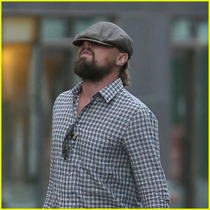 Leonardo DiCaprio Treats Himself