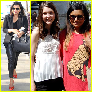 Mindy Kaling Took a Make-a-Wish Kid Shopping!