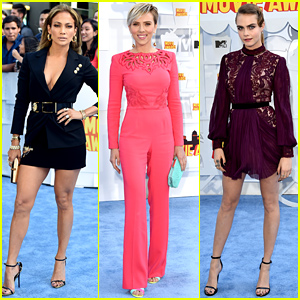 MTV Movie Awards 2015 - Complete Show Coverage!