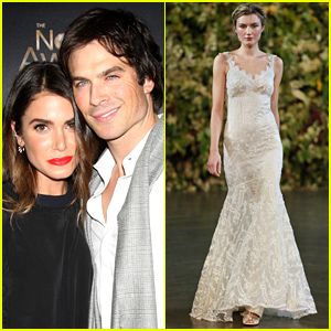 Nikki Reed's Wedding Dress Photos Revealed!