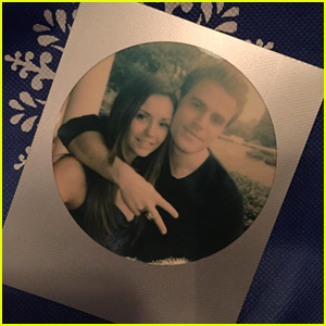 Nina Dobrev Shares Photos From Last Day on 'Vampire Diaries' Set