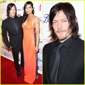 Norman Reedus Clarifies His Licking People Comments: That Got Blown Out of Proportion
