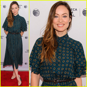 Olivia Wilde Wants Hillary Clinton to Wear Her Sustainable 'Conscious Exclusive' Collection for H&M