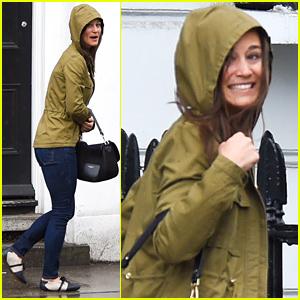 Pippa Middleton Runs Errands Before Royal Baby #2's Birth!