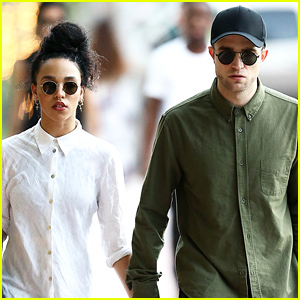Are Robert Pattinson & FKA twigs Engaged?!