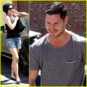 Rumer Willis & Val Chmerkovskiy Will Be On 'Ellen' Tomorrow!