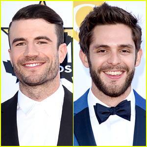 Sam Hunt, Thomas Rhett & More Suit Up at ACM Awards 2015