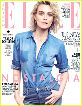 Taylor Schilling: I Didn't Sign Up for This 'Celebrity Kim Kardashian Culture'