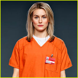 Taylor Schilling Has Never Watched 'Orange Is the New Black'