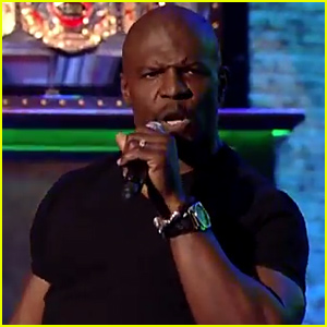 Terry Crews Performs Run-DMC's 'Sucker MCs' on Lip Sync Battle - Watch Now!