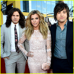 The Band Perry Presents During the ACM Awards 2015