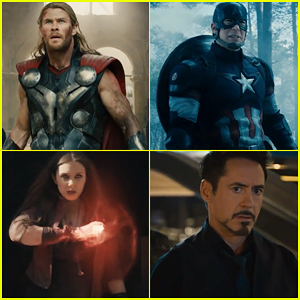 The Final New 'Avengers: Age of Ultron' Trailer Has Got Us Really Pumped - Watch It Here!