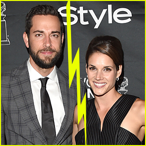 How long has missy peregrym and zachary levi been dating