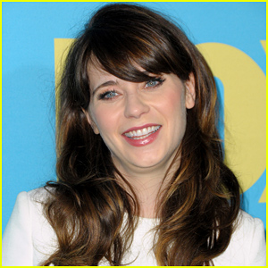 Zooey Deschanel Wants You to Stop Ca