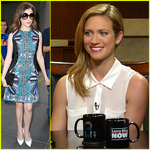 Anna Kendrick's Co-Star Brittany Snow Would Totally Do 'Pitch Perfect 3'