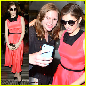 Anna Kendrick Opens Up About 'Pitch Perfect' Friendships