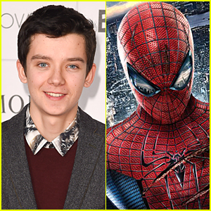 Asa Butterfield Is In Early Talks For 'Spider-Man' Reboot