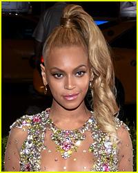 Beyonce's High Ponytail at Met Gala Was Last-Minute Decision