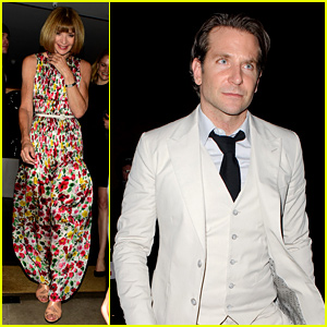 Bradley Cooper Gets Anna Wintour's Support at 'Elephant Man' Celebration!