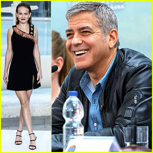 George Clooney Is 'So Silly', According To 'Tomorrowland' Co-Star Britt Robertson