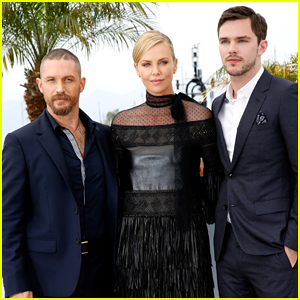 Charlize Theron, Tom Hardy, & Nicholas Hoult Bring 'Mad Max' to Cannes Film Festival!