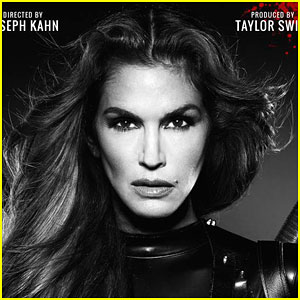 Taylor Swift Adds Cindy Crawford to 'Bad Blood' Music Video Cast