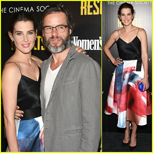Cobie Smulders & Guy Pearce Bring 'Results' To New York!