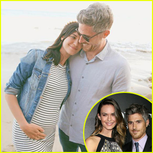 Dave Annable & Wife Odette Expecting First Child!