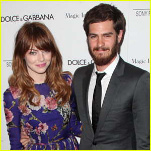 Are Emma Stone & Andrew Garfield Back T