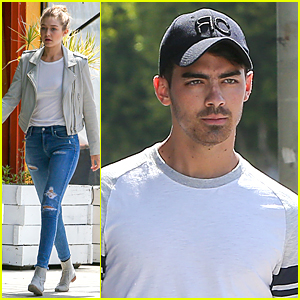 Gigi Hadid Grabs Lunch With Joe Jonas After Cody Simpson Split