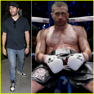 Jake Gyllenhaal Goes Shirtless To Battle It Out In New 'Southpaw' TV Spot - Watch Here!