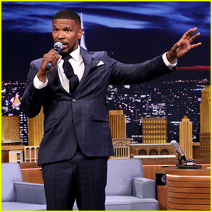 Jamie Foxx Does Amazing Impressions of Jennifer Hudson, John Legend, & More - Watch Now!