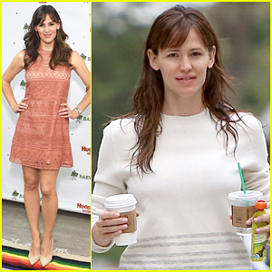 Jennifer Garner Helps Huggies Donate 1.5 Million Diapers to Families in Need!